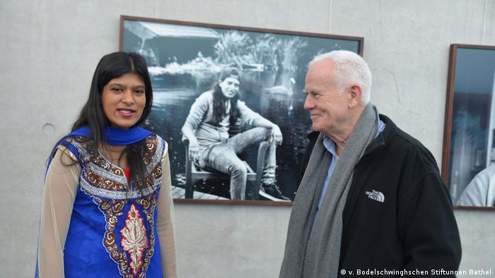 Jim Rakete exhibition Wir sind viele (v. Bodelschwinghschen Stiftungen Bethel)
