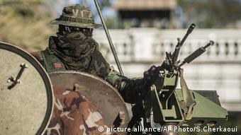 Gambia ECOWAS Senegal Soldaten