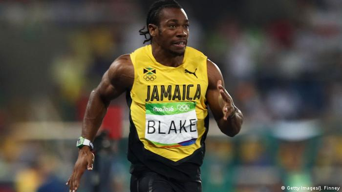 Yohan Blake (Getty Images/J. Finney)