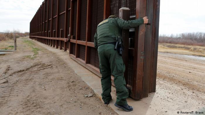 Itamaraty expressa preocupação com muro entre EUA e México