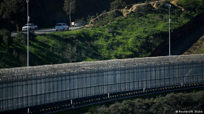 Grenze Mexiko - USA