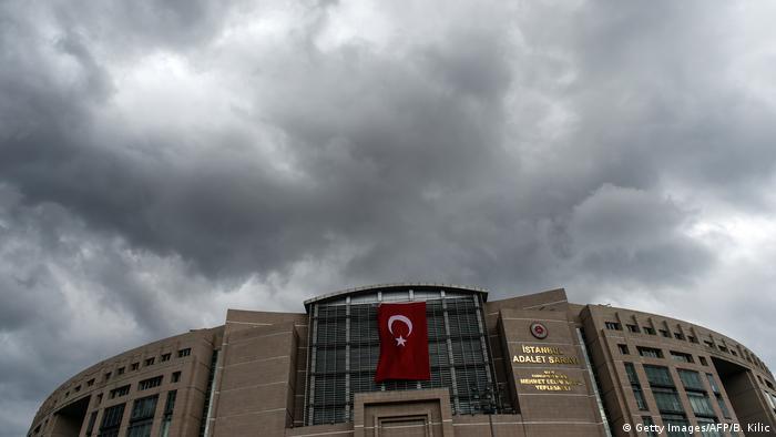 Türkei Istanbul Justizpalast