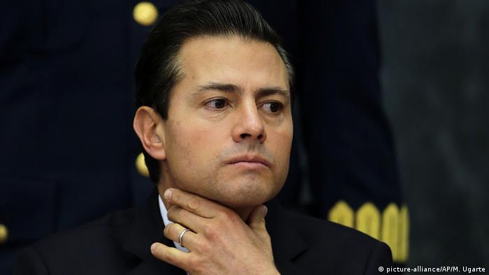 Mexico President to Donald Trump , forget it , i will not pay for the Wall
