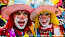 Deutschland Karneval Weiberfastnacht Köln