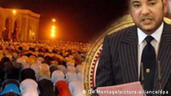 Symbolbild Religiöse Reformen in Marokko