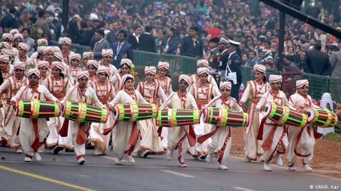 Indien BG Tag der Republik