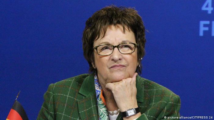 Deustchland Brigitte Zypries beim 48. Deutsch-Franzoesischer Wirtschaftsrat (picture-alliance/CITYPRESS 24)