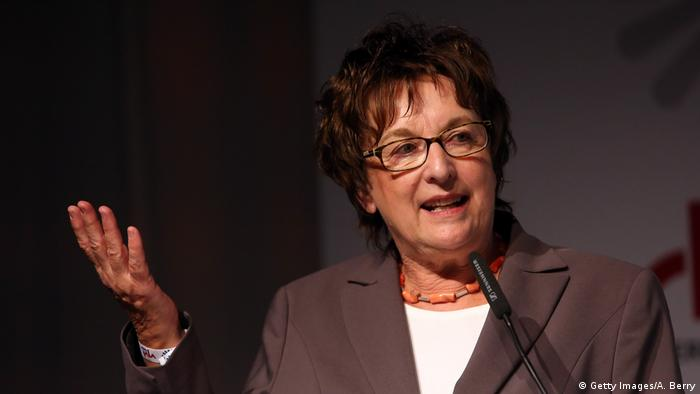 Deutschland Brigitte Zypries VPRT (Getty Images/A. Berry)
