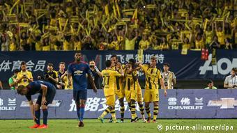 China   International Champions Cup China   Manchester United vs Borussia Dortmund