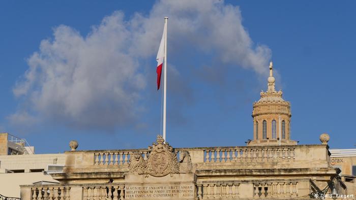 Malta informelles Treffen der EU-Innenminister zu Migration und Grenzsicherung Palast des Großmeisters