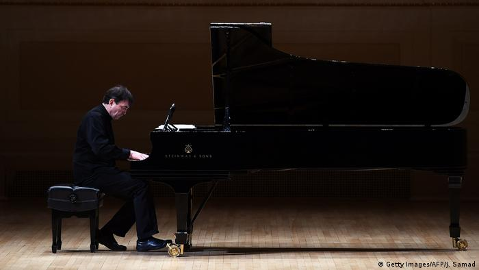 USA Pierre-Laurent Aimard spielt in der Carnegie Hall in New York (Getty Images/AFP/J. Samad)