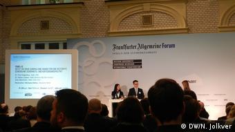 Конференция по безопасности Frankfurter Allgemeine