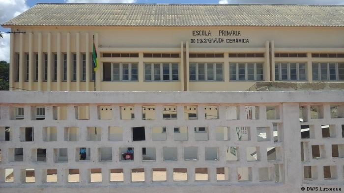 Grundschule in Nampula, Mosambik (DW/S.Lutxeque)