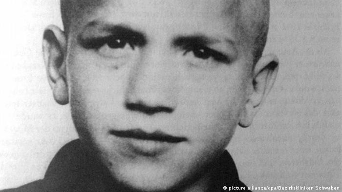 Ernst Lossa Opfer der Tötungsaktion T-4