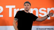 Actor Ewan McGregor attends a media event for the film T2 Trainspotting in London, Britain January 25, 2017. REUTERS/Toby Melville