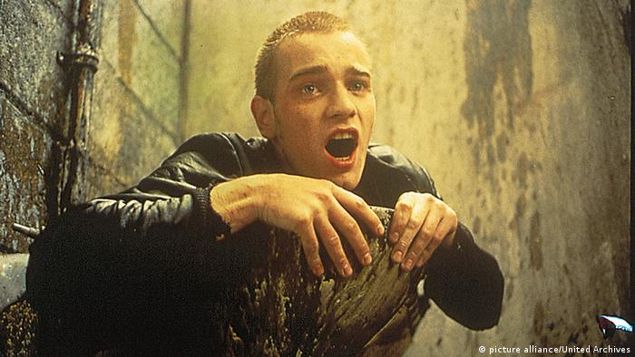Trainspotting - Ewan McGregor (picture alliance/United Archives)