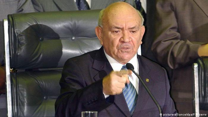 Brasilien Severino Cavalcanti (picture-alliance/dpa/F.Bizerra)