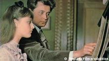 Szene aus dem Film Paarungen von 1967 von Michael Verhoeven.
