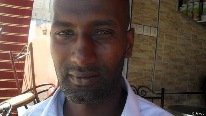 Saad Bouh Rabah shugaban wata kungiyar da ke yaki da nuna wariyar launin fata a kudancin Maroko