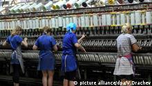 Orsha Flachs Fabrik in Belarus