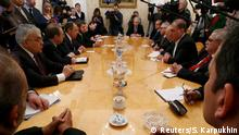 Russland Lawrow trift Vertreter der syrischen Opposition in Moskau