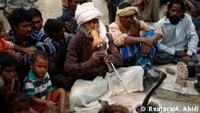 Indien Schlangenbeschwörer