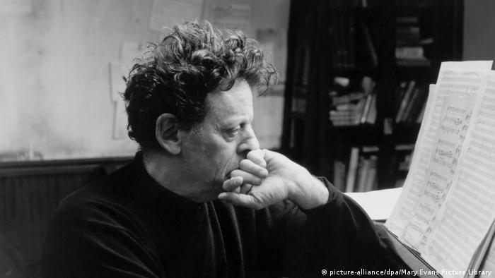 Philip Glass (picture-alliance/dpa/Mary Evans Picture Library)