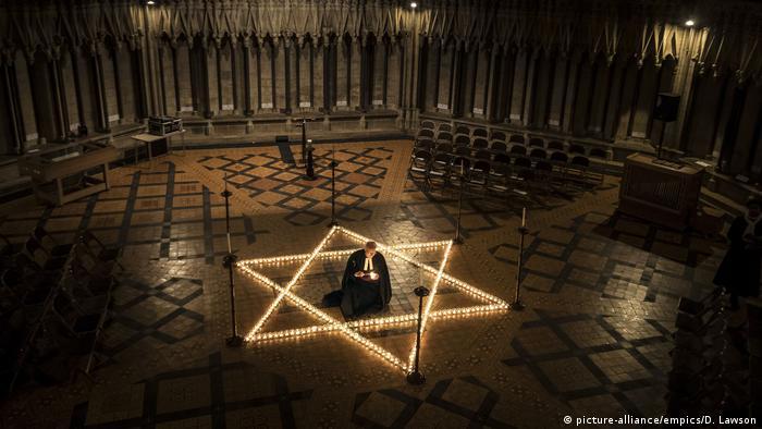USA Holocaust Gedenktag (picture-alliance/empics/D. Lawson)