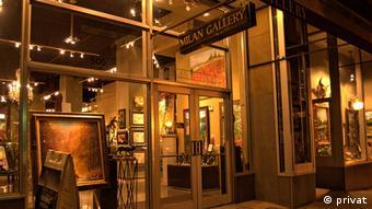 Galerija Milan u Fort Worthu