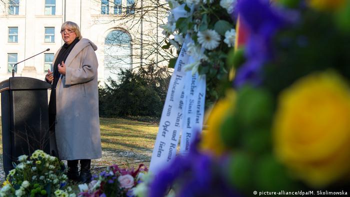 Deutschland Holocaust Gedenktag (picture-alliance/dpa/M. Skolimowska)