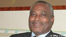 Angola Portugal - Abel Chivukuvuku, Oppositionspolitiker