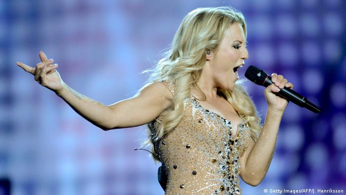 Cascada in Malmö 2013 (Getty Images/AFP/J. Henriksson)