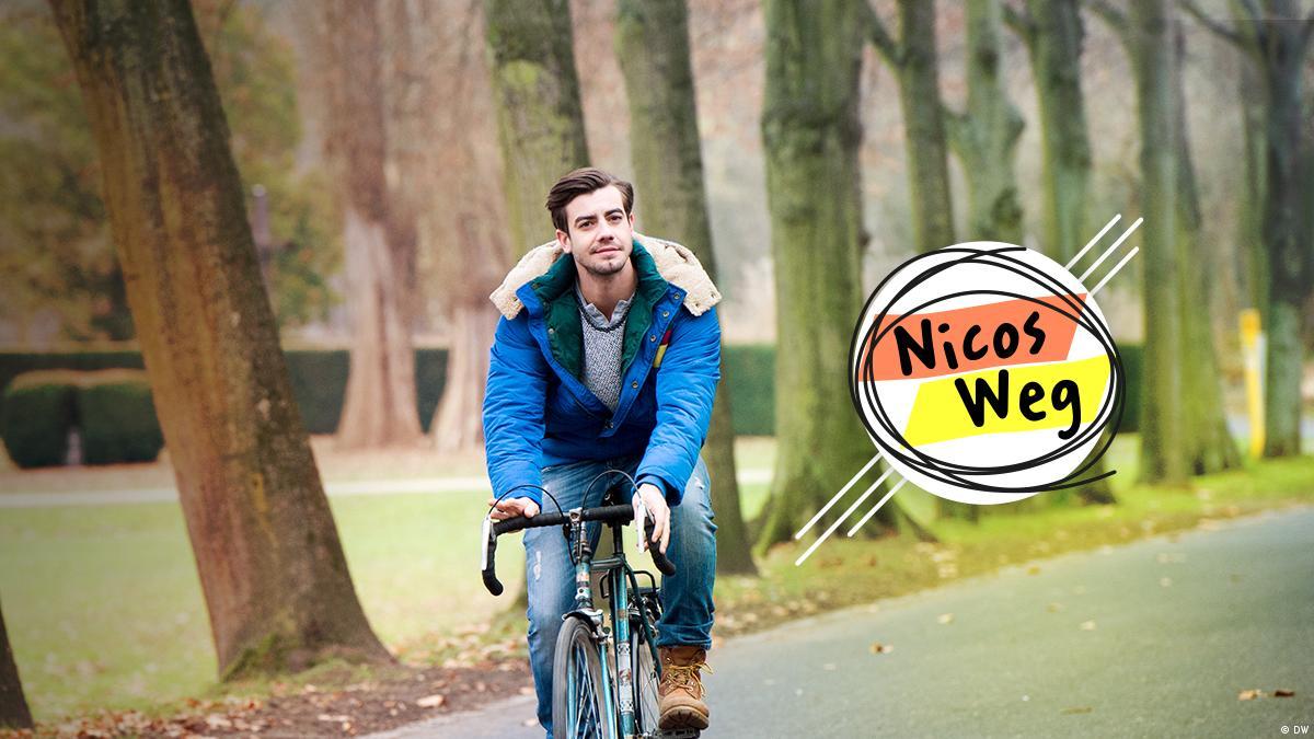 Deutschkurse | Nicos Weg || Headerbanner B1