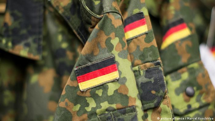 Symbolbild Bundeswehr (picture alliance / Marcel Kusch/dpa)