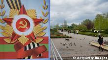 Symbolbild Beziehung Russland-Transnistrien