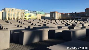Deutschland   Mahnmal für die ermordeten Juden in Berlin
