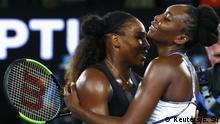Tennis Australian Open Serena Williams - Venus Williams