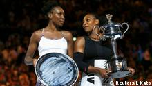 Tennis Australian Open Serena Williams - Venus Williams