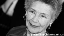 File photo - Emmanuelle Riva arriving for 'Blood Ties' screening held at the Palais Des Festivals as part of the 66th Cannes Film Festival in Cannes, France on May 20, 2013. Actress Emmanuelle Riva, star of Amour, died aged 89 on January 27, 2017 it was reported. Photo by Nicolas Genin/ABACAPRESS.COM |