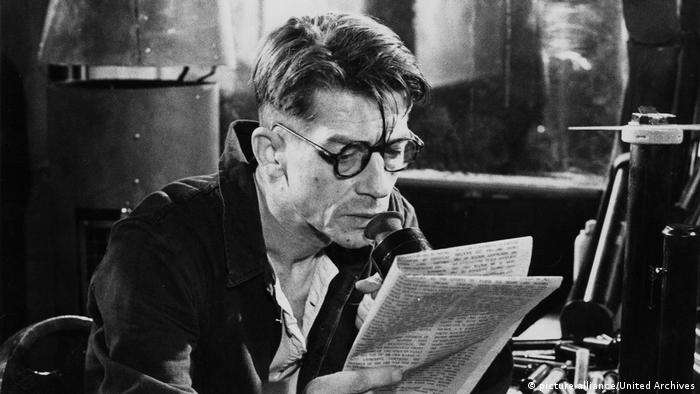 John Hurt im Film 1984 (picture-alliance/United Archives)