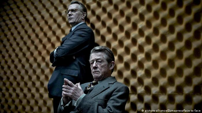 John Hurt im Film Dame, König, As, Spion (picture-alliance/Zumapress/face to face)
