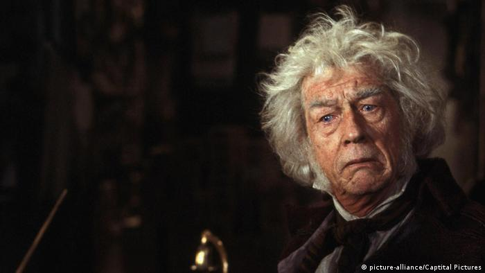 John Hurt im Film Harry Potter (picture-alliance/Captital Pictures)