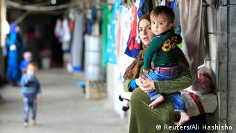Libanon Syrische Flüchtlinge (Reuters/Ali Hashisho)