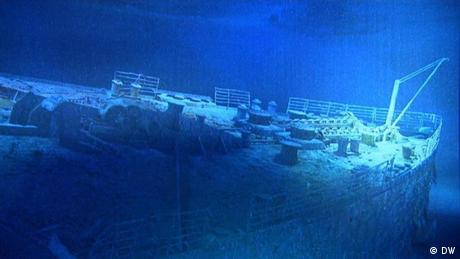 Wreck of the Titanic (DW)