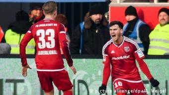 Fußball Bundesliga FC Ingolstadt 04 - Hamburger SV 18. Spieltag