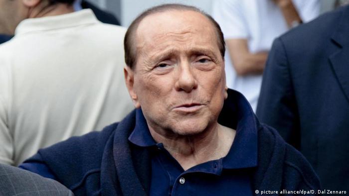 Italien Silvio Berlusconi (picture alliance/dpa/D. Dal Zennaro)