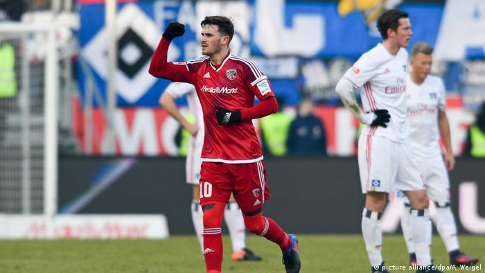 Deutschland FC Ingolstadt 04 - Hamburger SV | Pascal Groß (picture alliance/dpa/A. Weigel)