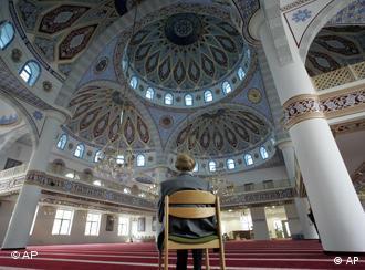 Merkez-Moschee in Duisburg (Foto: AP)