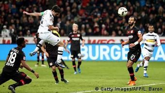 Deutschland Bayer 04 Leverkusen gegen Borussia Mönchengladbach | Lars Stindl