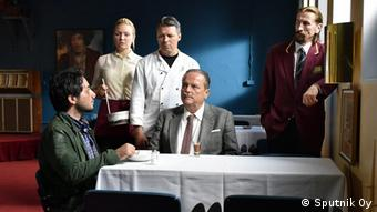 Scene from The Other Side of Hope by Aki Kaurismäki (Sputnik Oy)